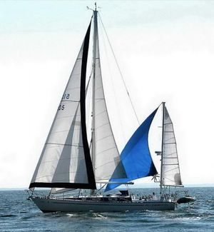 Used Custom Migrant 45 Ketch Sailboat For Sale