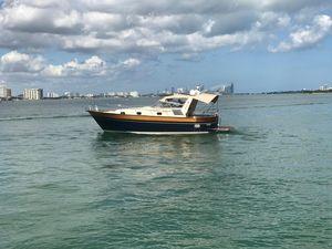 Used Apreamare 11 Cabinato Express Cruiser Boat For Sale