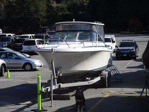 Used Hourston Glascraft Island Runner Cuddy Cabin Boat For Sale