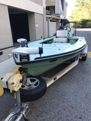 Used Hell's Bay Marquesa Center Console Fishing Boat For Sale