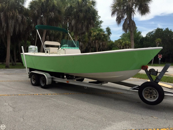 Used Aquasport 22-2 Center Console Fishing Boat For Sale