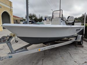New Blue Wave 2000 Pure Bay Center Console Fishing Boat For Sale