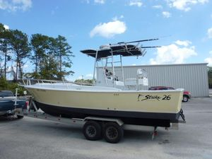 Used Strike Center Console Cuddy Center Console Fishing Boat For Sale