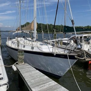 Used Pearson 42 Ketch Sailboat For Sale