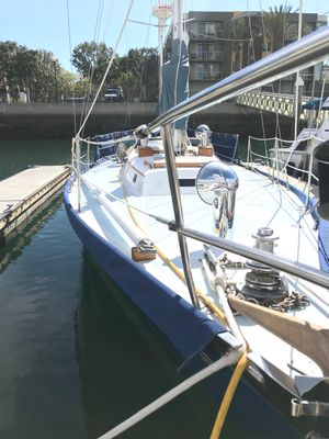 Used Hinckley Bermuda 40 Yawl Sailboat For Sale