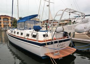 Used Gulfstar Motor Sailor Center Cockpit Sailboat For Sale