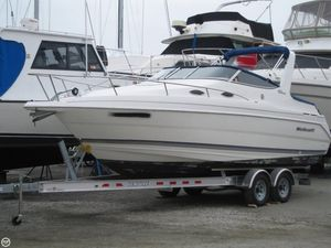 Used Wellcraft 2600 Martinique Walkaround Fishing Boat For Sale