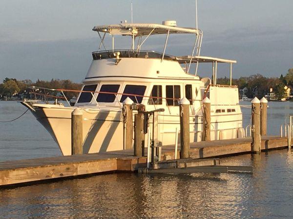 Used Ricker 42 Sundeck Motor Yacht Motor Yacht For Sale