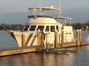 Used Ricker 42 Sundeck Motor Yacht Motor Yacht For Sale