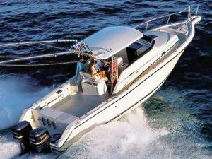Used Pursuit 3070 Offshore Center Console Fishing Boat For Sale