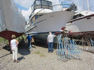 Used Albin 40 Sundeck Trawler Boat For Sale