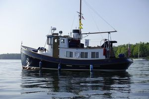 Used Lord Nelson 37 Victory Tug Boat For Sale