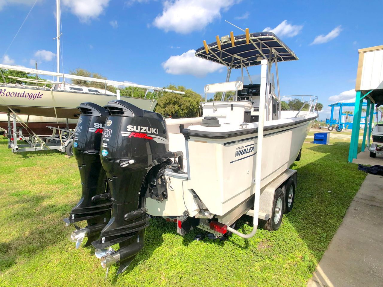 Used Suzuki Outboards For Sale In Florida