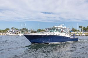 Used Cabo 40 Express Saltwater Fishing Boat For Sale