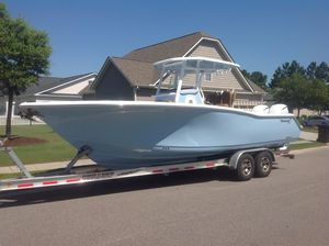 Used Tidewater 280 CC280 CC Center Console Fishing Boat For Sale