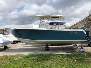 Used Sailfish 2680 CC Center Console Fishing Boat For Sale
