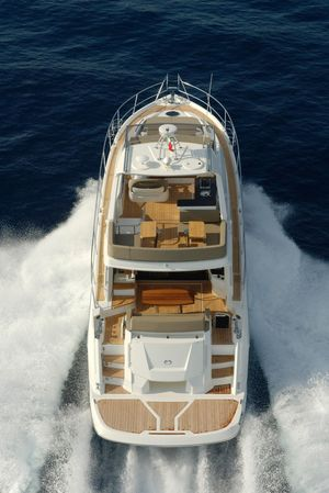 New Cranchi 60 Fly Bridge Motor Yacht For Sale
