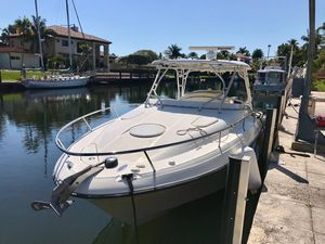Used Hydra-Sports 2005 33 VX Hydra Sport Cuddy Cabin Boat For Sale