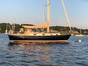 Used Morris Ocean Series 38 Cruiser Sailboat For Sale