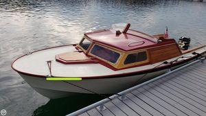 Used Glasspar Seafair 17 Walkaround Fishing Boat For Sale