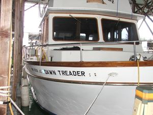 Used Californian 37 Trawler Boat For Sale