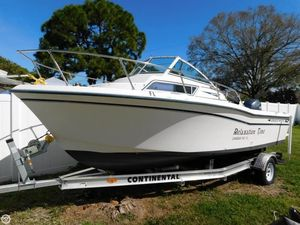Used Grady-White Adventure 208 Walkaround Fishing Boat For Sale