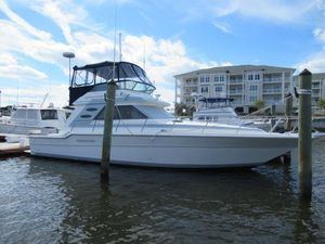 Used Sea Ray 44 Convertible Motor Yacht For Sale
