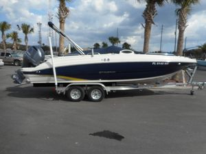 Used Stingray 212 CC Bowrider Boat For Sale