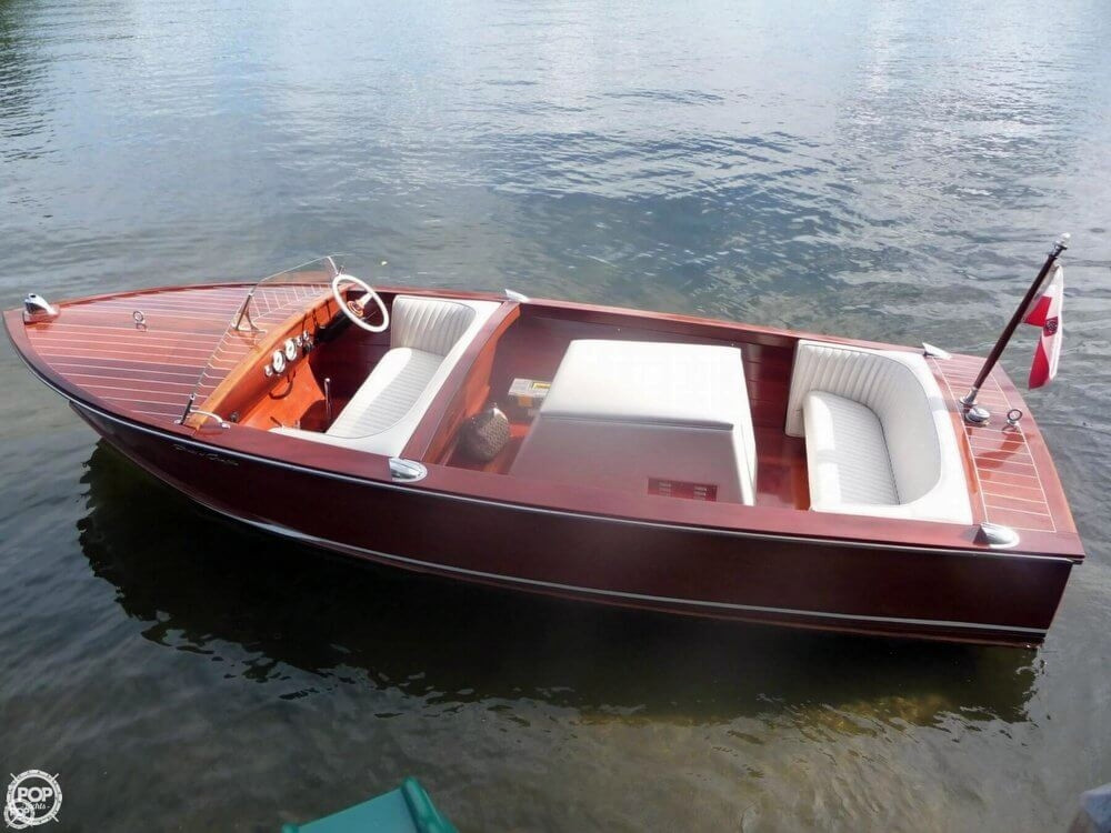 Used Chris Craft Boats For Sale In Michigan