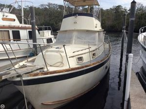 Used Gulfstar 36 Trawler Boat For Sale