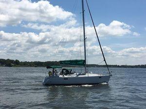 Used Beneteau 350 Cruiser Sailboat For Sale