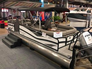 New Premier 250 Intrigue RF250 Intrigue RF Pontoon Boat For Sale