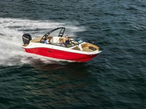 New Sea Ray SPX 230 OBSPX 230 OB Deck Boat For Sale