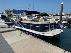 Used Southwind V23LV23L Pontoon Boat For Sale