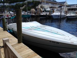 Used Baja Outlaw 29 Cuddy Cabin Boat For Sale