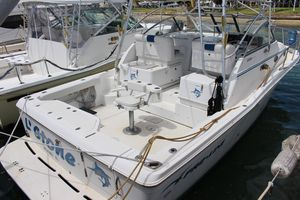 Used Pro-Line 3310 Sportfish Diesel Yanmar Sports Fishing Boat For Sale