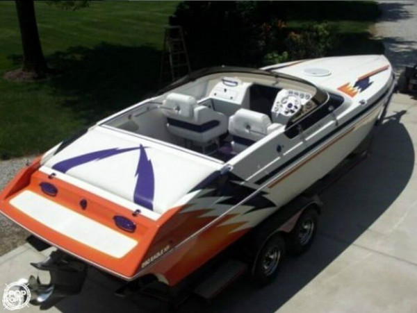 Used Eliminator 280 Eagle XP High Performance Boat For Sale