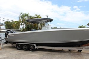 Used Contender 36 Open Fish Center Console Fishing Boat For Sale