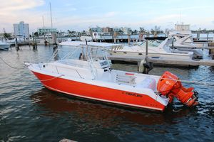 Used Century 3000 Sport Cabin Center Console Fishing Boat For Sale