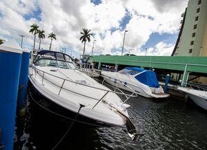 Used Sea Ray Sundancer 360 Express Cruiser Boat For Sale