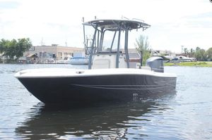 Used Hydra-Sports Bay Bolt 2300 Center Console Fishing Boat For Sale