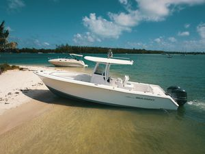 Used Sea Hunt Game Fish 29 Saltwater Fishing Boat For Sale