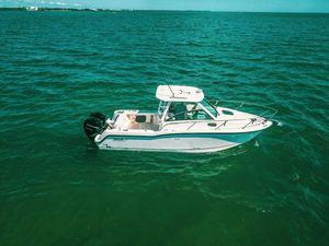 Used Boston Whaler Conquest Cuddy Cabin Boat For Sale