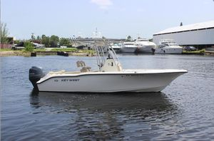 Used Key West 219 FS Center Console Fishing Boat For Sale