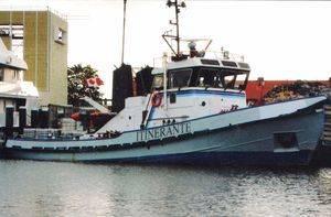 Used Coastal Tug Commercial Boat For Sale