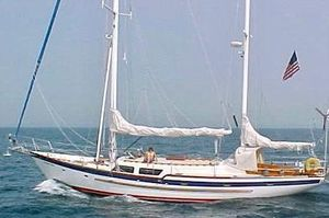 Used Irwin 61 Cutter-ketch 2016 Complete Re-fit Cutter Sailboat For Sale
