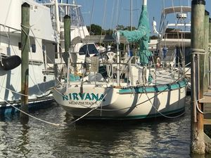 Used Morgan Starrett & Jenks Aft Cockpit Cruiser Sailboat For Sale