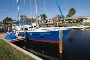 Used Irwin Cruiser Sailboat For Sale