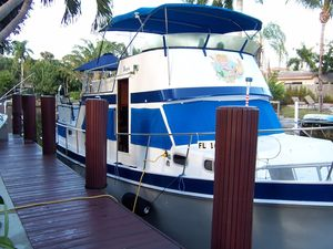 Used Cheoy Lee LRC Trawler Boat For Sale