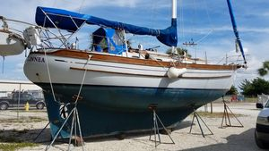 Used Baba 35 Sloop Sailboat For Sale